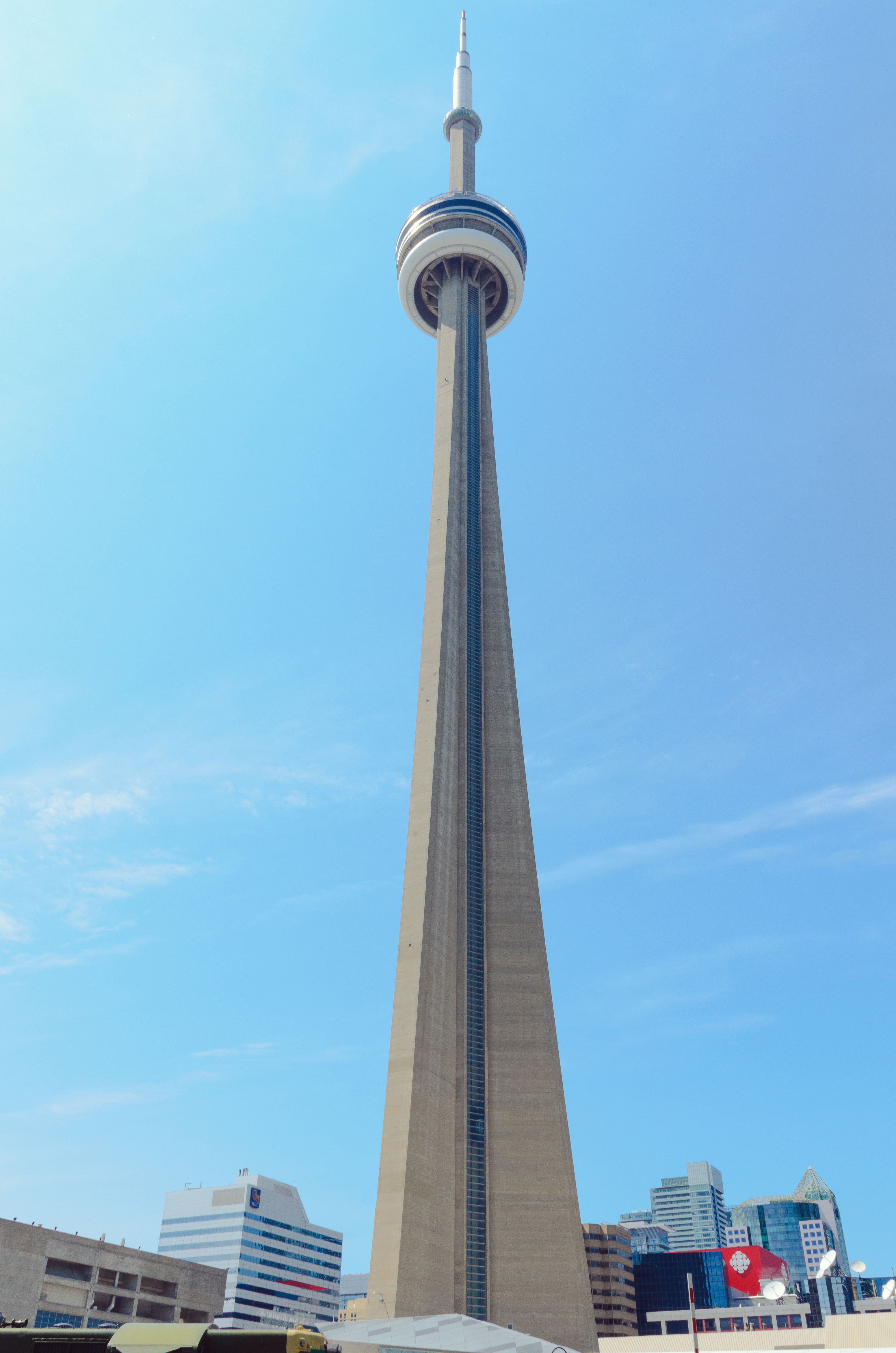 CN Tower - Free Stock ...