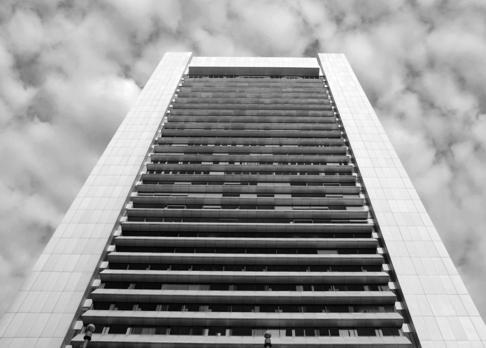 Rising Building