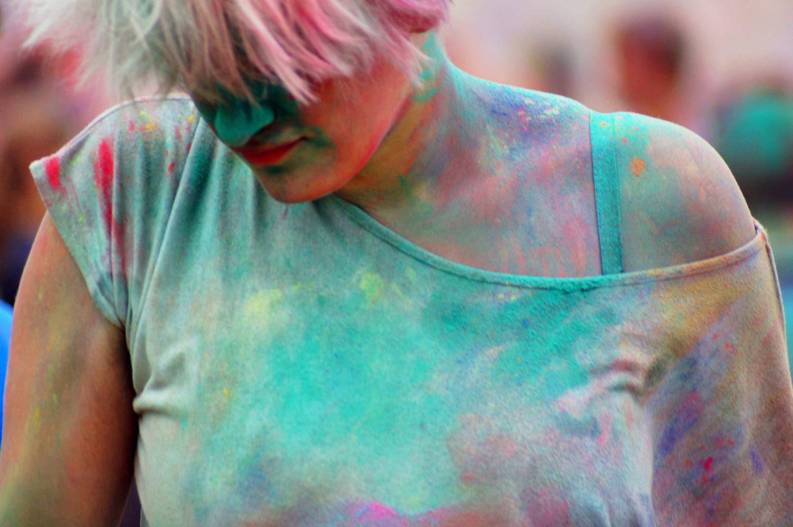 Melted Colours