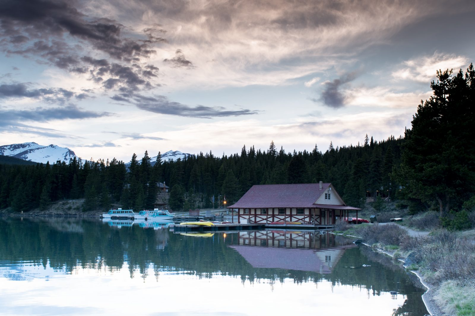 Lake Atmosphere