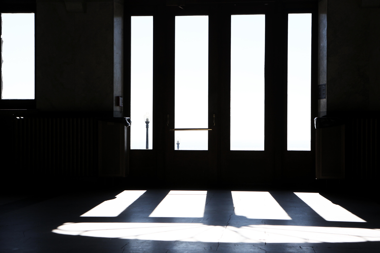 Dark room with light through window - Brick Wall Image Number 38 Of Window Light