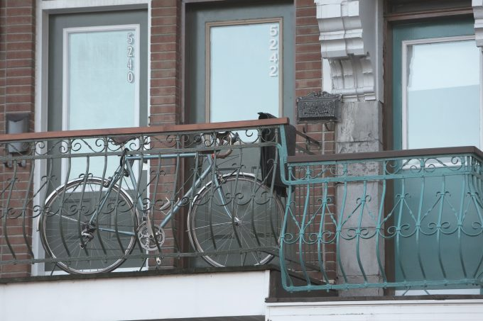Apartment Bicycle