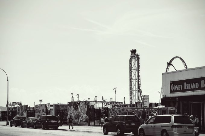 Coney Island Fairground