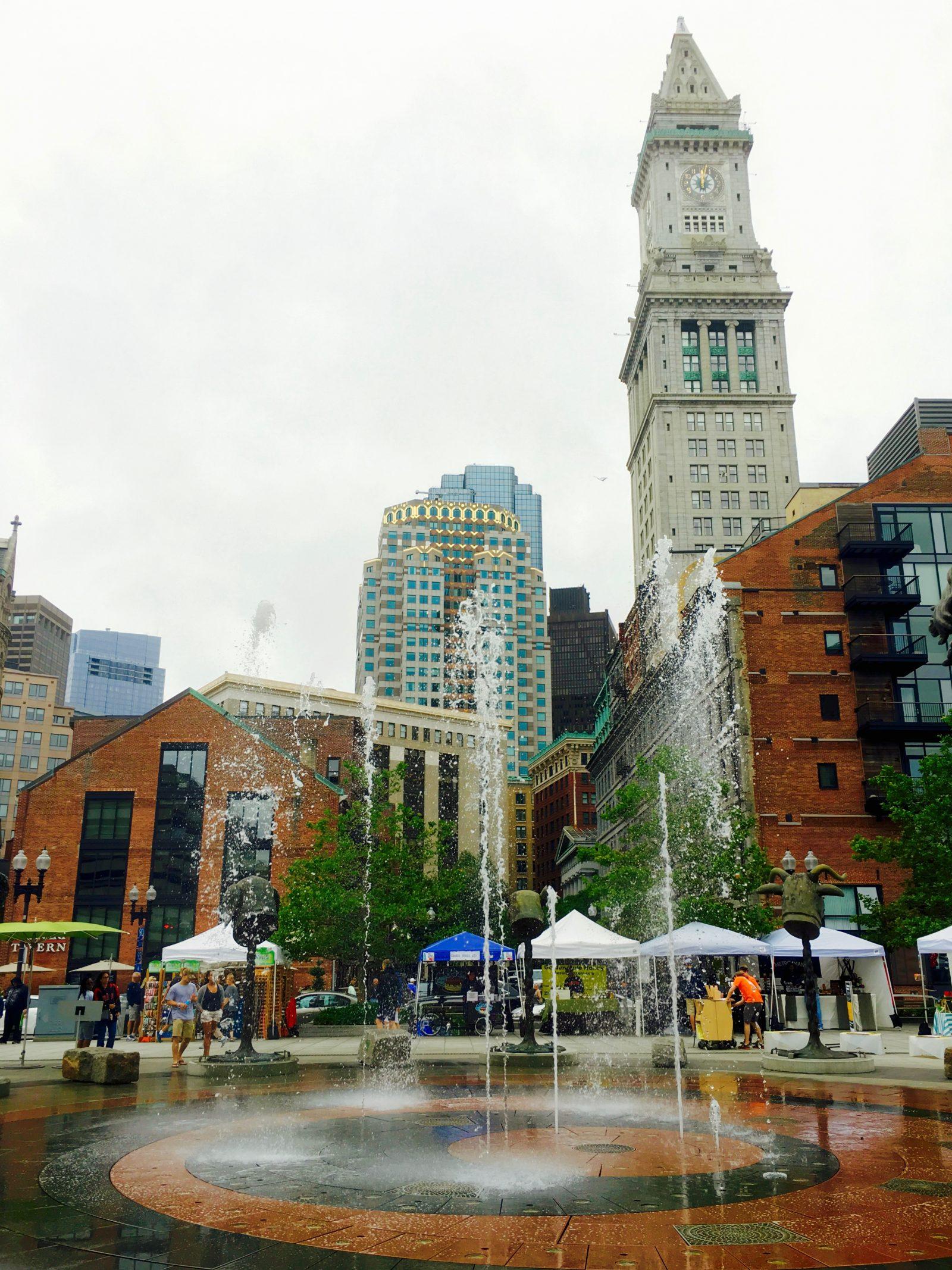 Boston Fountain II