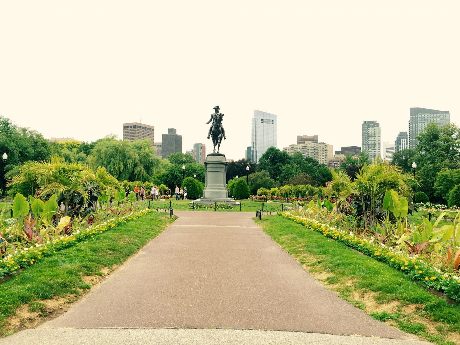Boston Common Garden