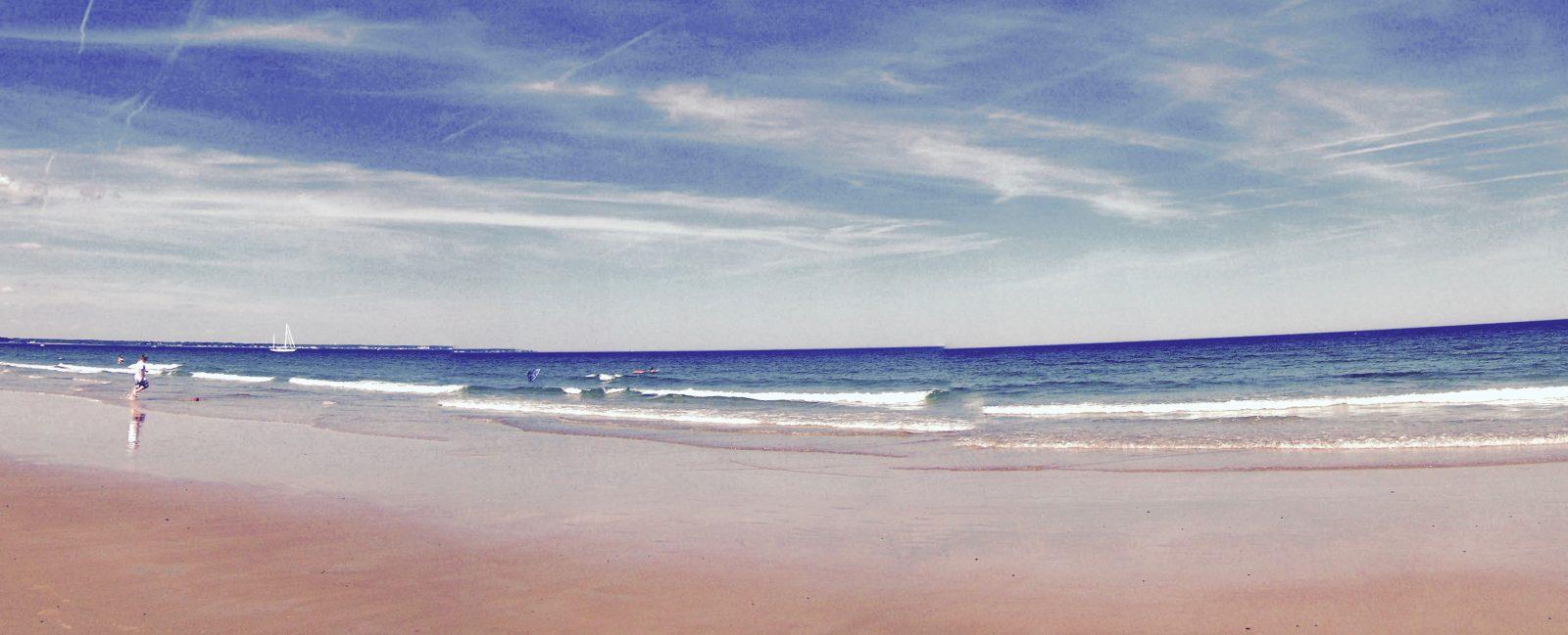 Calm Wells Beach