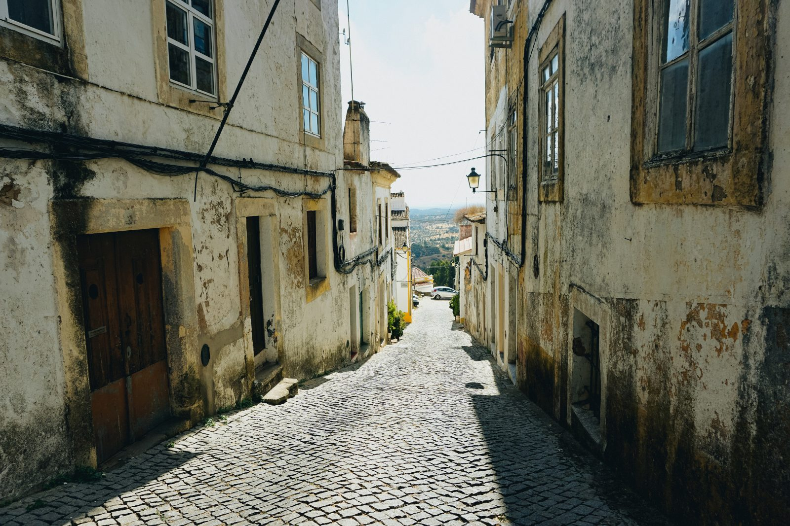 Street with view