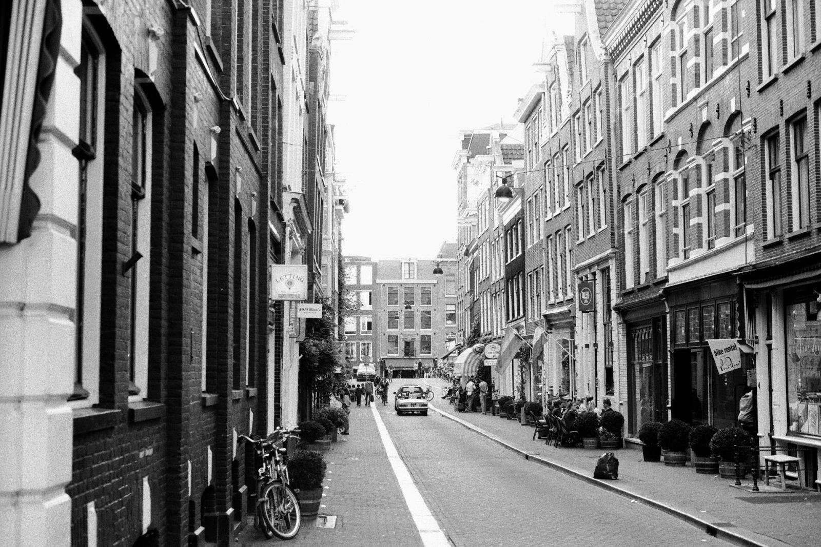 Amterdam street