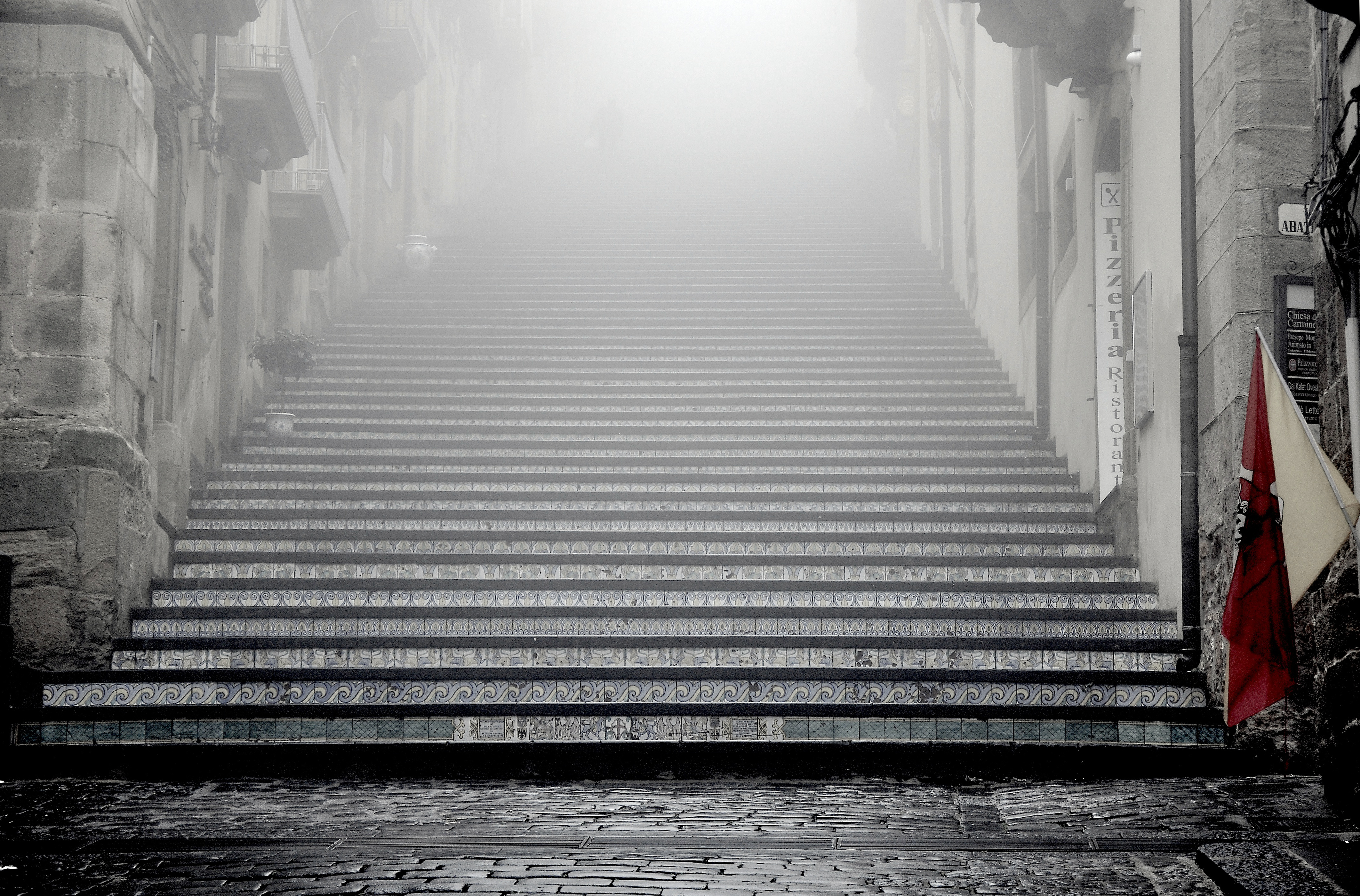 Stairs In The Mist Free Stock Photos Life Of Pix HD Wallpapers Download Free Images Wallpaper [1000image.com]