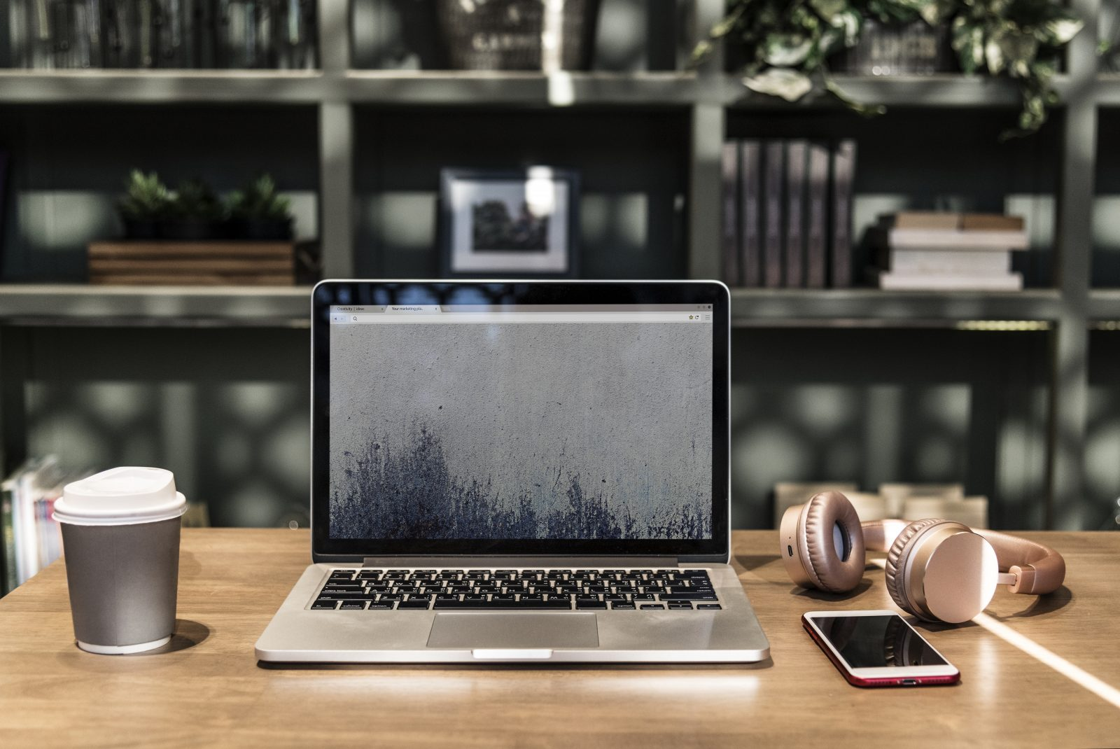 Laptop In A Coworking Space Free Stock Photos Life Of Pix