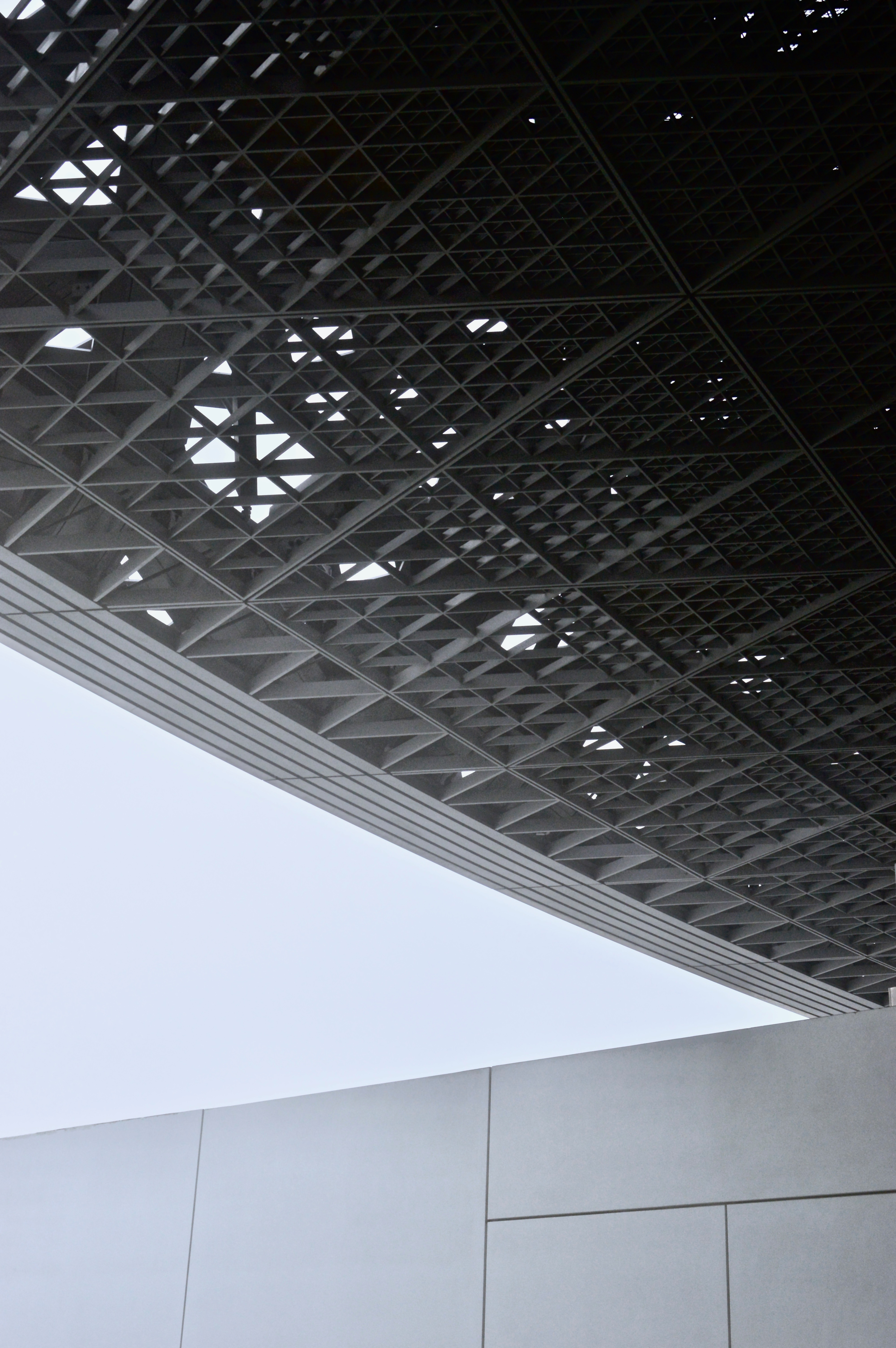 Under a Building