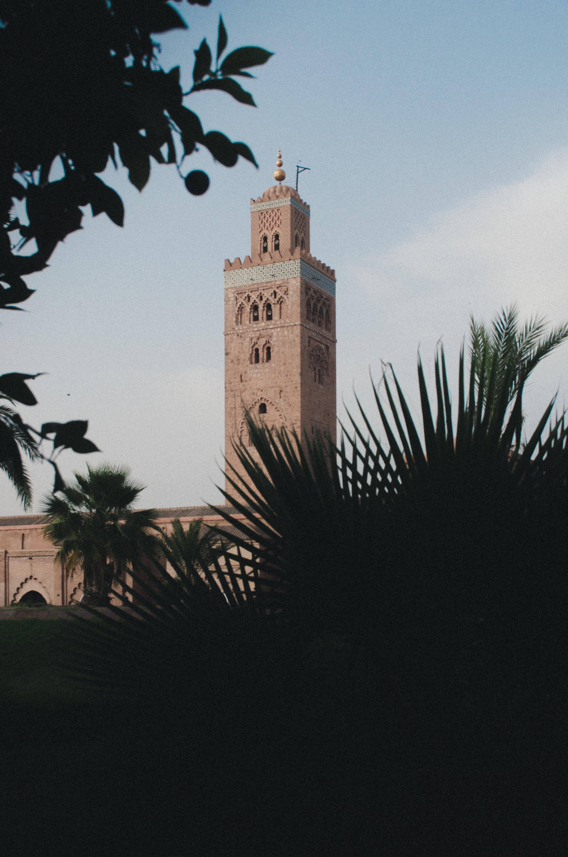 Tower in Marrakesh