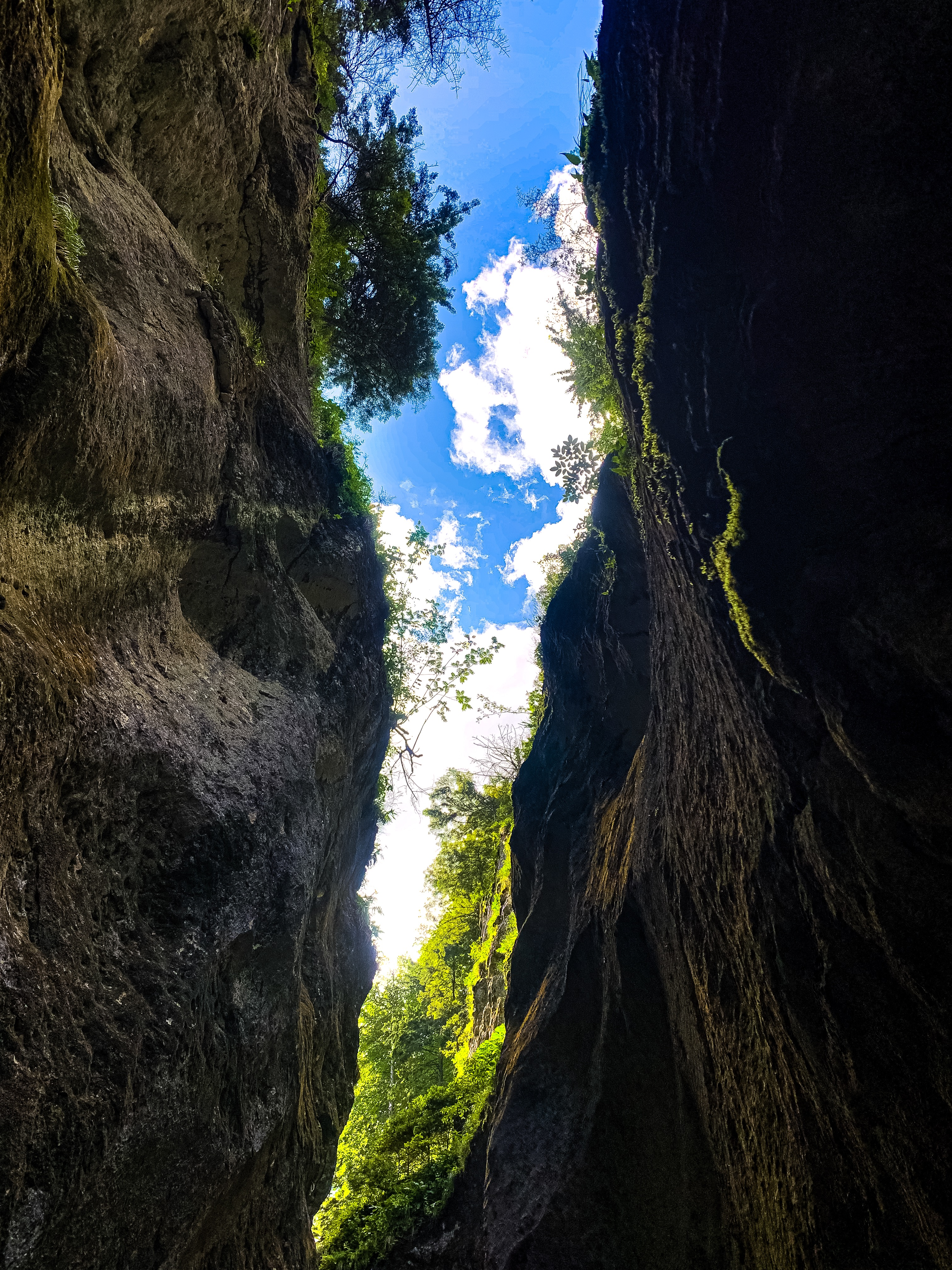 Romanian Canyon