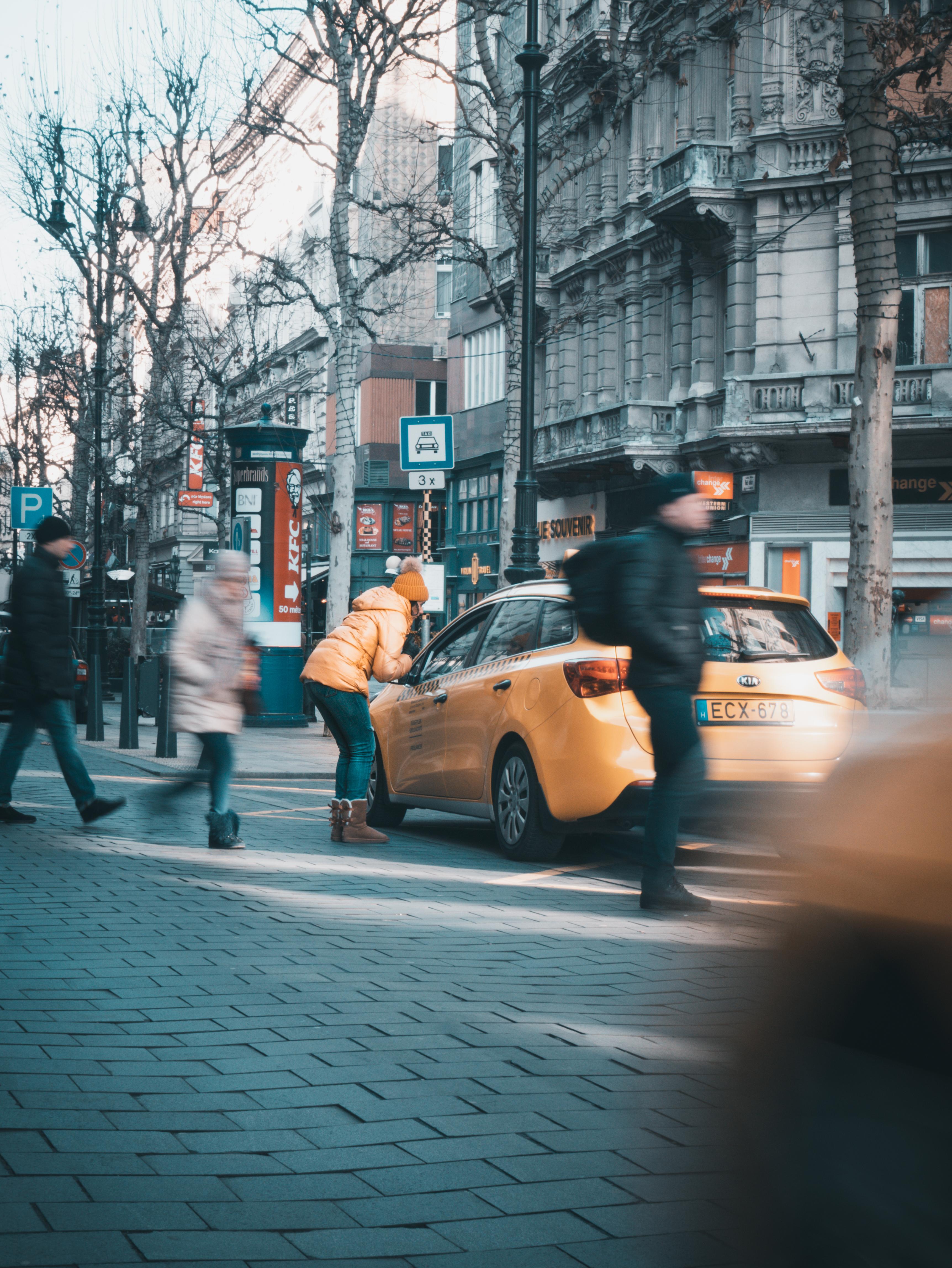 Street Movements